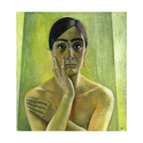 Self Portrait Giclee Print by Anita Ree