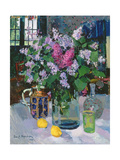 Lilacs, 1915 Giclee Print by Konstantin A. Korovin