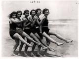Bathing Beauties, 1924 Fotografie-Druck von  American Photographer