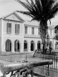 Spanish Town, Jamaica, 1908-09 Reproduction photographique par Harry Hamilton Johnston