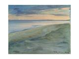 The Beach, Skagen, 1902 Giclée-tryk af Peder Severin Kröyer