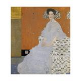 Fritza Von Riedler, 1906 Giclée-Druck von Gustav Klimt