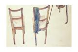 Art Cannot Be Modern: Art Is Eternal, 1912 Giclee-trykk av Egon Schiele