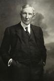John D. Rockefeller Snr (1839-1937) Reproduction photographique par  American Photographer