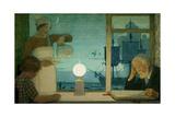 The Day of Rest, c.1926 Gicléetryck av Frederick Cayley Robinson