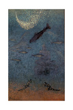 The Submerged Buddha, c.1910 Giclee Print by Paul Serusier