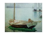 The Outward Bound, 1912 Gicléetryck av Frederick Cayley Robinson