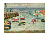 A Summer Day, Largo Giclee Print by George Leslie Hunter