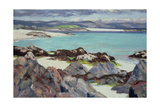 Iona, the East Bay, 1928 Giclee Print by Francis Campbell Boileau Cadell