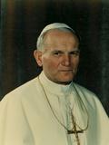 Pope John Paul II, 1978 Lámina fotográfica