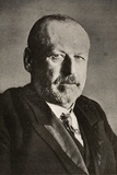 M.V. Rodzianko, President of the Imperial Duma under the Old and New Governments Photographic Print by  Russian Photographer