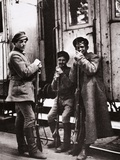 Young Red Guards Photographic Print by  Russian Photographer