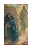 Mary Magdalene, Illustration from 'Women of the Bible', Published by the Religious Tract Society,… Giclee Print by Harold Copping