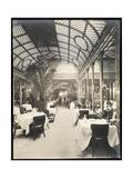 Dining Room at the Hotel Imperial, 1904 Giclee-trykk av  Byron Company