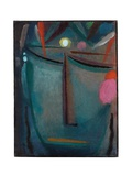 Face of Christ, Crown of Thorns, 1918 Giclee-trykk av Alexej Von Jawlensky