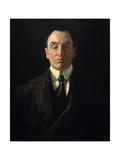 Sir Edward Carson Mp, 1916 Gicléetryck av Sir John Lavery
