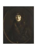 Hazel Lavery, 1906 Giclée-tryk af Sir John Lavery