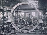 General Electricity Company, Berlin, 1908 Lámina fotográfica por  German photographer
