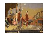 Brighton Pierrots, 1915 Giclée-Druck von Walter Richard Sickert