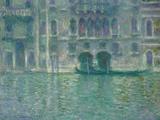 Palazzo Da Mula, Venice, 1908 Giclée-Druck von Claude Monet