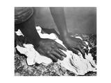 Hands of a Woman, Mexico, 1926 Reproduction photographique par Tina Modotti