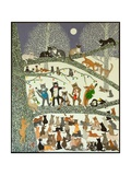 A Resounding Success, 2012 Giclee Print by Pat Scott