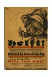 Help!, 1918 Giclée-Druck von Louis Oppenheim