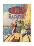The 1919 Grand American Handicap Trapshooting Tournament, Front Cover of the 'Dupont Magazine',… Gicléedruk van  American School