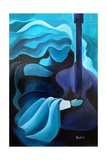 I Hear Music in the Air, 2010 Giclee Print by Patricia Brintle