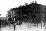 The Kronstadt Revolt, 1921 Fotografisk tryk af  Russian Photographer