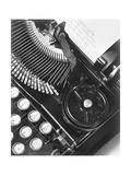 La Tecnica - the Typewriter of Julio Antonio Mella, Mexico City, 1928 Photographic Print by Tina Modotti