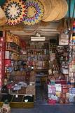 Shop in a Souk Fotografie-Druck