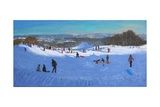 Allestree Park Derby, 2013 Giclee Print by Andrew Macara