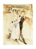 Song and Dance, 1918 Impressão giclée por Charles Demuth