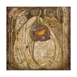The Heart of the Rose, 1902 Giclée-tryk af Margaret MacDonald