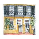 New Orleans, Dauphine St., 2008 Reproduction procédé giclée par Anthony Butera