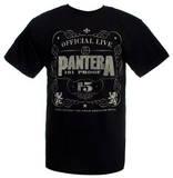 Pantera - 101 Proof T-paita