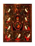 Our Lady of Kursk Lámina giclée