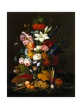 Victorian Bouquet Giclee Print by Severin Roesen