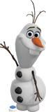 Olaf - Disney's Frozen Lifesize Standup Cardboard Cutouts