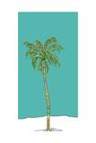 Totem Palm Poster von Jan Weiss