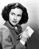 Teresa Wright, The Trouble with Women (1947) 写真