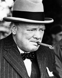Winston Churchill Photographie