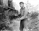 Burt Lancaster, The Train (1964) Photographie