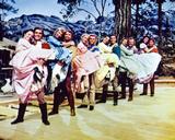 掠奪された七人の花嫁(1954年) 写真