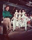 Seven Brides for Seven Brothers, Howard Keel, 1954 写真