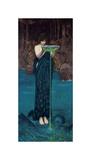 Circe Invidiosa, 1892 Giclee Print by John William Waterhouse