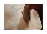 The Horse's Prayer Giclee Print by Barry Hart