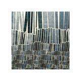 Blue Bamboo Giclee Print by Mali Nave