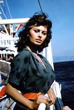 Boy on a Dolphin 1957 Directed by Jean Negulesco Sophia Loren Photo